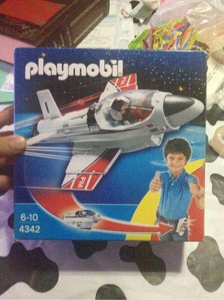 Playmobil 4342 Nave De Vigilancia