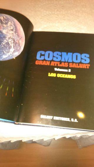 Colección libros atlas universal