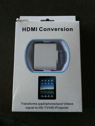 Conversor Ipad