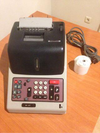 Caja Registradora Olivetti Divisumma Gt24 Calculadora Retro Vintage