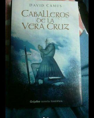 Libro Caballeros de la Vera Cruz