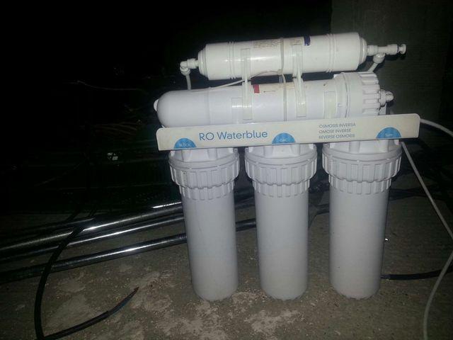 Filtros osmosis 5 etapas