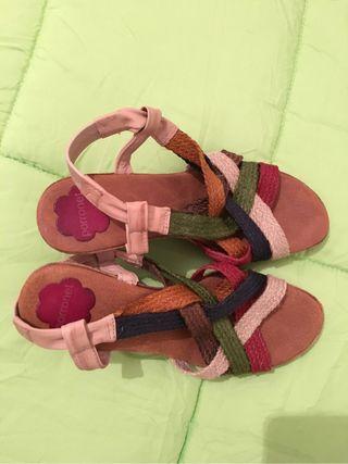 Zapato Cuña Porronet