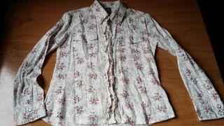 Camisa estampada Zara 7-8 años