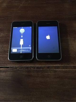 2 iPhone 3.