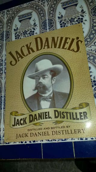 Cartel Jack Daniels m