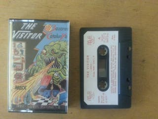 The visitor MSX (mind games)