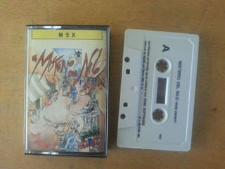 El misterio del nilo MSX (zigurat)