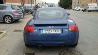 Audi TT 1.8 turbo cuattro
