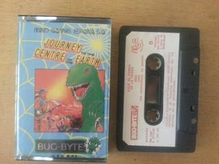 Journey to the center of the earth MSX (bug byte)