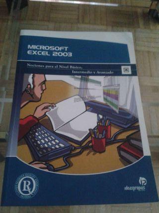 Microsoft excel 2003(guía completa)