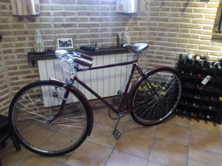 Bicicleta Orbea Antigua años 60