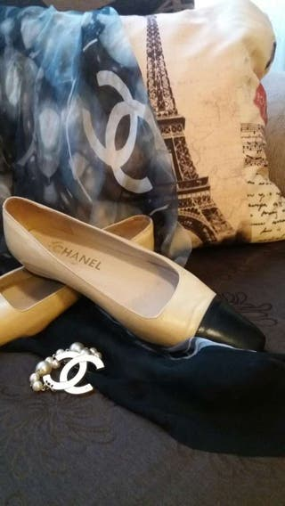 Manoletina Chanel