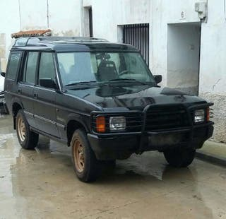 Land Rover Discovery 2.5TD