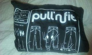 Pantalon eski niño