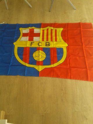 Banderola del Barça (Sin estrenar)