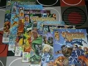 Comics 4 fantasticos heroes reborn