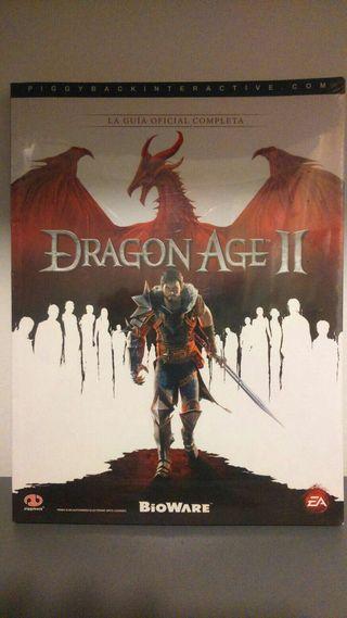 Guia oficial Dragon Age II nueva.