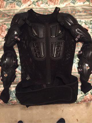 Peto Protector De Moto Cros