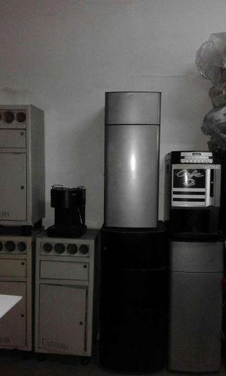 Muebles para maquinas de cafe