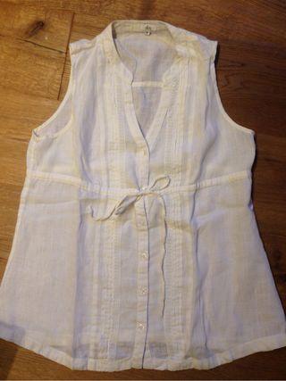 Camisa Embarazada de hilo