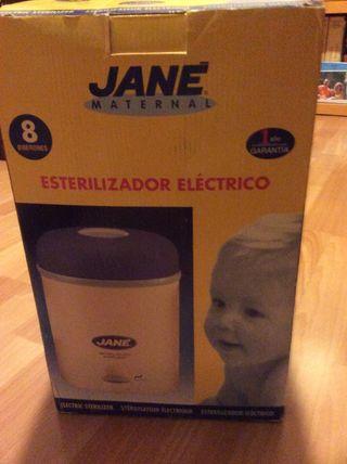 Esterilizidaro de biberones y Chupetes para bebes