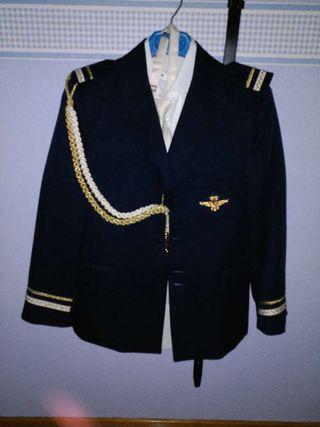 Traje comunión almirante