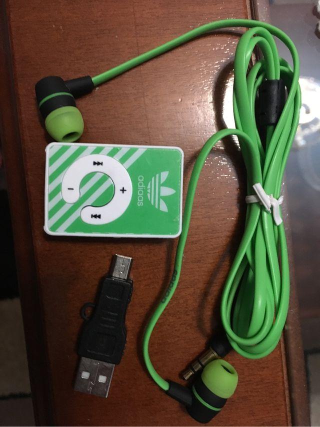 MP3 Verde