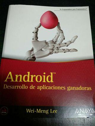 Libro desarrollo Android - Desarrollo de aplicaciones ganadoras