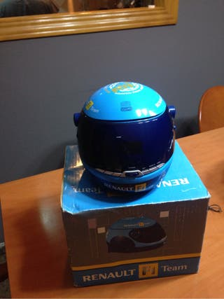 Casco Mp3 F1 Alonso