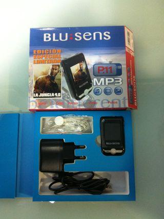 Mp3 Bluesens