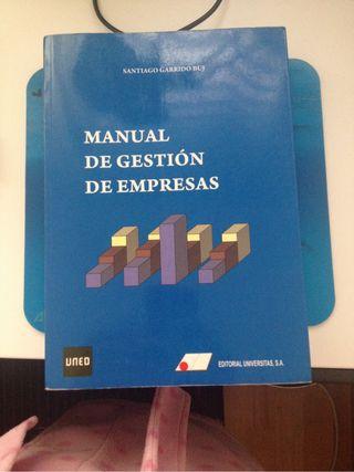 Libro De La UNED manual gestión empresas