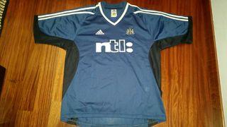 Camiseta Futbol Newcastle United