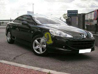 Peugeot 407 coupe gasolina