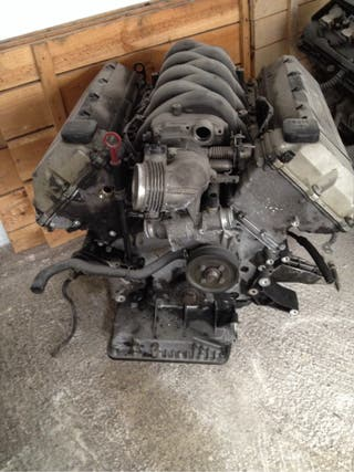 Motor Bmw 740I Año 97