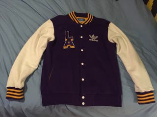 Chaqueta Adidas LA Lakers
