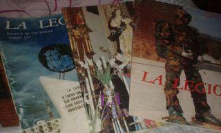 Revistas la legion