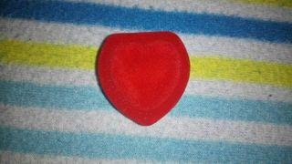 Cajita regalo forma corazón