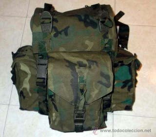 Mochila militar cazador