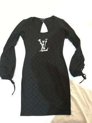 Rebajado vestido LV Talla38
