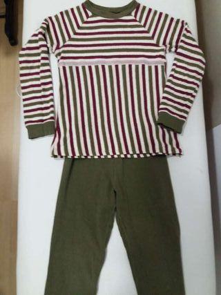 Pijama niña benetton t8