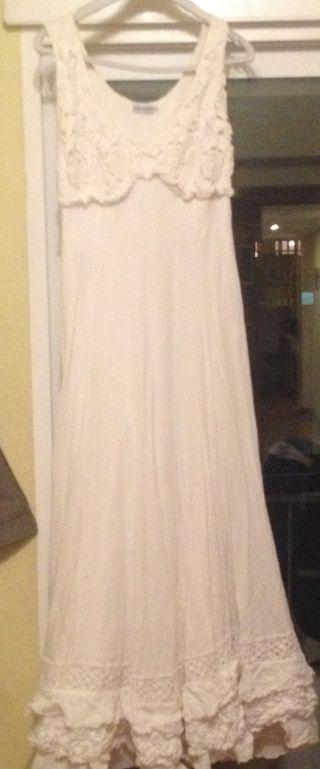 Vestido ibicenco valencia
