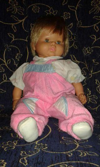 Muñeco antiguo (años 90)