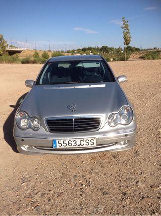 Mercedes C320 4 Matic