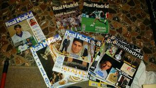 Revistas antiguas real madrid