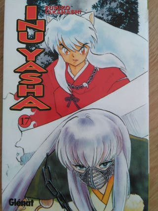 Manga inuyasha 17