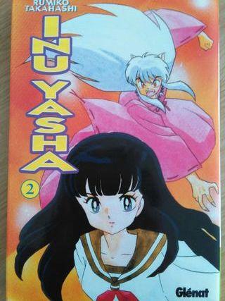 Manga inuyasha 2