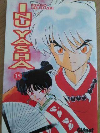 Manga inuyasha 15