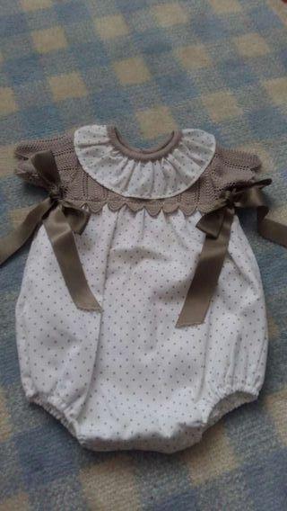 Ranita bebé unisex