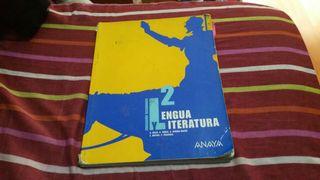 Libro de lengua y literatura anaya L2